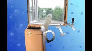 Klimaanlage Fensterdurchführung Fenster Abdichten Diy Schlauch
