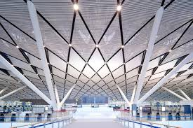 Nanning Wuxu International Airport / Nanning, China / Chicago Athenaeum  International Architecture Award Winner