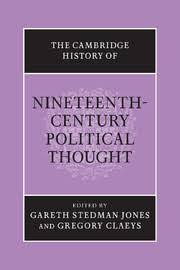 Political Cambridge Thought Edited History The Of Nineteenth century qXdxwHRv