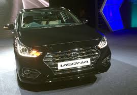 New 2017 Hyundai Verna Prices Specifications Mileage Interior City And Color Booking Agent L