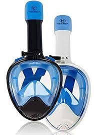 BLACK MARLIN Upgraded Full Face Snorkel Mask ... - Amazon.com
