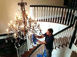 how to clean crystal chandelier how to clean crystal chandelier without taking it down clean crystal how to clean crystal chandelier