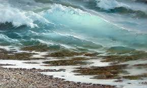 at coast of sea at coast