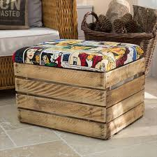 pallet crate furniture. Diy Pallet Crate Furniture