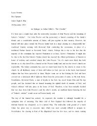 an epilogue to arthur miller s the crucible