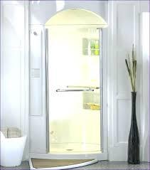 plastic shower stall bathroom best cleaner plastic shower stall