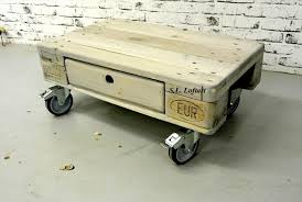 8 DIY Pallet Coffee Tables  Pallet Coffee Tables Pallets And CoffeePallet Coffee Table On Wheels