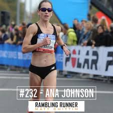 232 - Ana Johnson - The Rambling Runner Podcast | Lyssna här | Poddtoppen.se