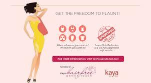 kaya laser hair free infograph copy 2
