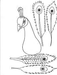 0e72d0b843720e3caa64f5b3da530f86 peacock coloring pages for kids pretty pretty peacocks on how to do templates