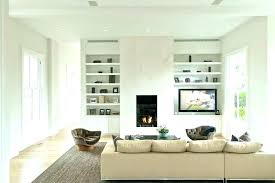 built in shelves around fireplace bookcases ins ordinary diy firepl