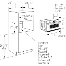 standard microwave size. Unique Size Best Standard Wall Oven Sizes Within Under Cabinet 20633 On Microwave Size