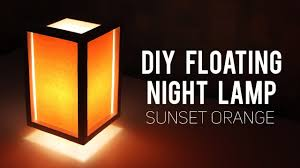 Diy Floating Night Lamp 25 Steps With Pictures