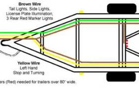 similiar 4 way trailer light diagram keywords trailer lights wiring diagram besides 4 wire trailer wiring diagram