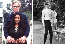 young michael caine wife. Exellent Michael Published At 600  406 In Style  Michael Caine On Young Wife G