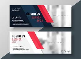 Business Banner Design Professional Corporate Business Banner Design Download Free Vector