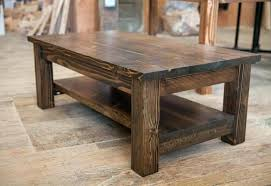 end table ideas coffee table ideas rustic patio end tables and black bear distressed wood center table ideas for party