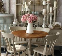 shabby chic dining sets. Shabby Chic Dining Table Round Images . Sets