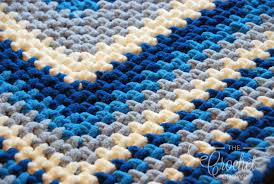 Quick And Easy Crochet Blanket Patterns Gorgeous Crochet A Quick Easy 🐥 Baby Blanket Tutorial The Crochet Crowd