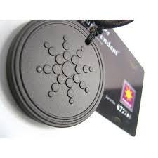 germanium black scalar energy pendants