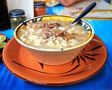 traditional mexican foods. Fine Foods Pozole Is A Traditional Soup Or Stew From Mexico And Traditional Mexican Foods H