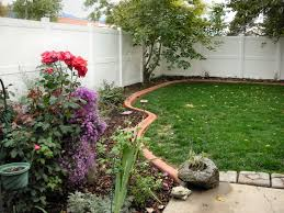 Brick Landscaping Flower Bed Border Ideas