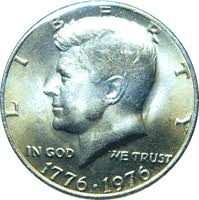 1976 Kennedy Half Dollar Value Cointrackers