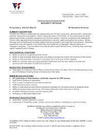 Executive Security Guard Sample Resume Corporate Physical Security Guard Sample Resume Shalomhouseus 10