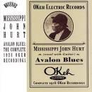 Avalon Blues: The Complete 1928 Okeh Recordings