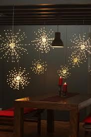 Silver Starburst <b>Led Light</b> - <b>30cm</b> Battery Operated – H&B Style