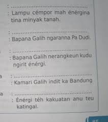 Kunci jawaban bahasa sunda kelas 5 halaman 53 oleh nusbi diposting pada september 3 2020 kunci jawaban buku paket bahasa jawa kelas 9 kurikulum 2013 halaman 22. Kunci Jawaban Buku Paket Bahasa Sunda Kelas 3 Halaman 85