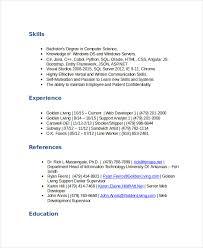 Interesting Stocker Resume Sample Template Free Word Pdf Documents
