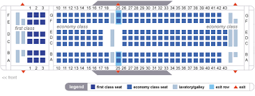 Delta Airlines Aircraft Seating Chart Delta Airlines Boeing 767 200 Seating Map Aircraft Chart