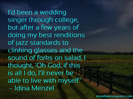 Wedding Singer Quotes Interesting The Wedding Singer Quotes Top 48 Quotes About The Wedding Singer