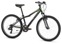 Bike17 Mongoose 24 Rockadile Black