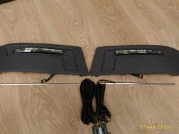 №97. <b>Накладки</b> с <b>ДХО</b> в бампер Т5 — Volkswagen Transporter, 1.9 ...