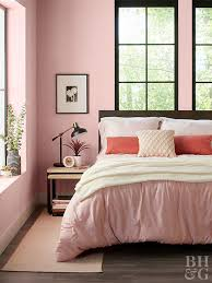 Trendy Bedroom Paint Colors. Pinterest. Off White And Pink Bedding