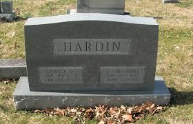 Leona Ellen Sims Hardin (1892-1948) - Find A Grave Memorial