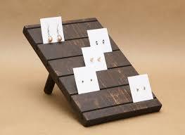 Earring Display Stand Diy Earring Holder Earring Card Display Earring Stand Bracelet 10