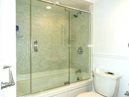 bathtub and shower inserts tubs and showers showers stalls bed bath bathtub shower glass tub shower glass corner shower