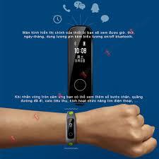 Vòng Đeo Tay Thông Minh Huawei Honor Band 4 Running Edition Theo Dõi Sức  Khỏe Quốc Tế giá cạnh tranh
