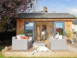 Small Picture 23 Impressive Contemporary Garden Shed Designs Home Design Lover