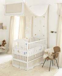 beige and yellow pastel baby nursery