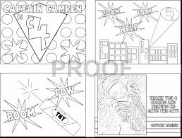 Small Picture Awesome Superhero Coloring Book Images New Printable Coloring