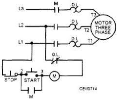 figure 7 13 control circuit components Electrical Wiring Diagrams Motor Controls three phase motor controller diagram