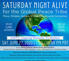 Earthdance Global - It starts in 1 hour! Come join the magic, music,  wisdom, prayer, comedy and nourishing community connection! I'm so excited  for Saturday Night Alive for the Global Peace Tribe,