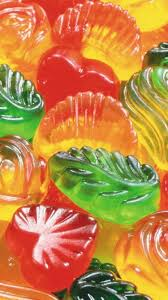 Colorful Cute Candy iPhone 8 Wallpapers ...