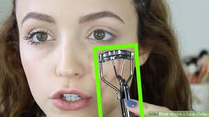 eyelash curler before and after. image titled use a lash curler step 1 eyelash before and after