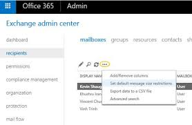 Office 365 Now Supports Larger Email Messages Up To 150 Mb