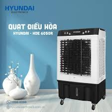 Quạt Điều Hòa có điều khiển HYUNDAI 50L HDE 6050R .